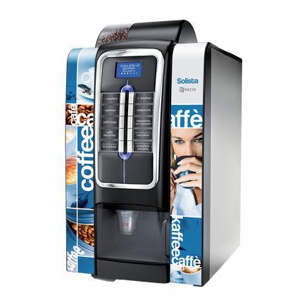 Solista Coffee Vending Machine
