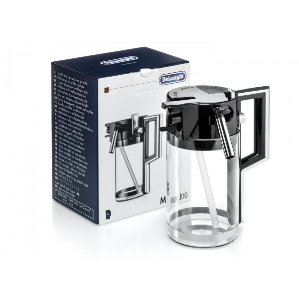 Delonghi Coffee Maker Spare Jug : Milk Jug Perfecta ESAM 5500.M Direct Coffee Supplies
