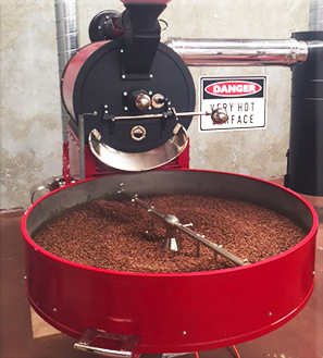 High quality commercial coffee bean roasters