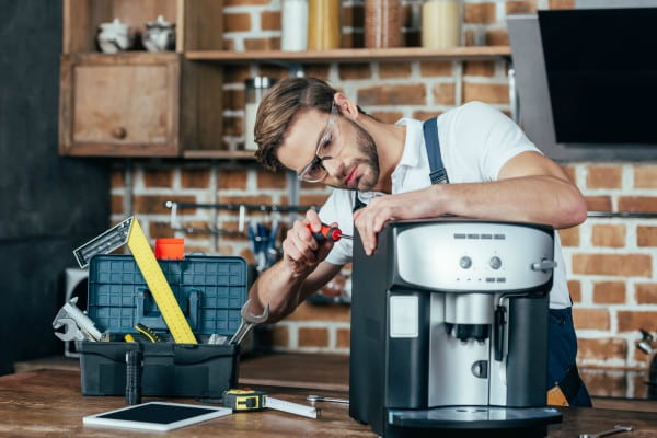 Coffee Machine Repairs Perth